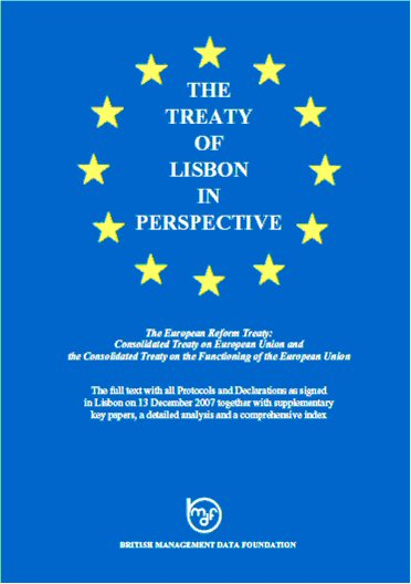 lisbon treaty and eu constitution The lisbon treaty started as a constitutional project at the end of 2001 (european council declaration on the future of the european union, or laeken declaration), and was followed up in 2002 and 2003 by the european convention which drafted the treaty establishing a constitution for europe (constitutional treaty) (114)the process leading to the lisbon treaty is a result of the negative.